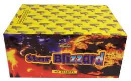 Star Blizzard firework | Fireworks International | Bristol Firework Shop